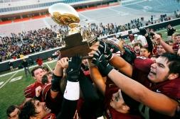 Class 2A football championship-OSU